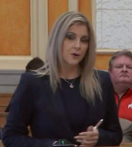 Groves trial: Scioto County Assistant Prosecutor Julie Cook Hutchinson