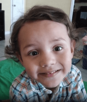 Murdered Texas 3-year-old Christian Paz