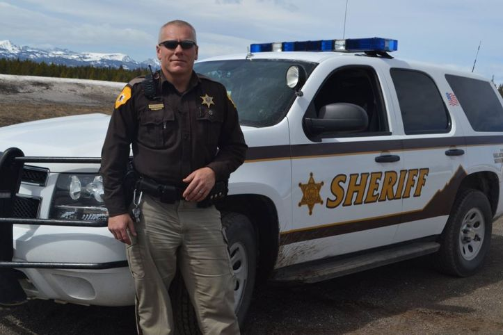 Deputy Matt Stubblefield. (Galletin County Sheriff's Office)