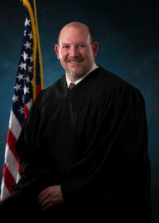 Judge Rick West