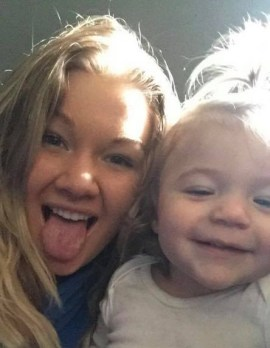 Kimberlyn Watson and Brinley Snyder