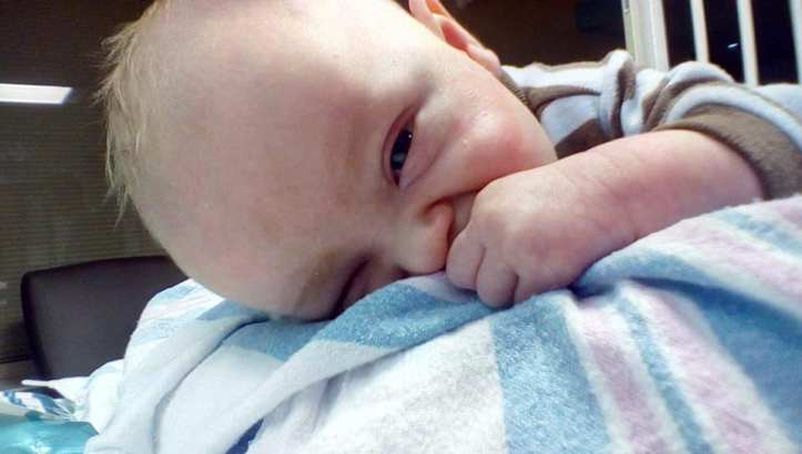 Baby Keaton Boggs