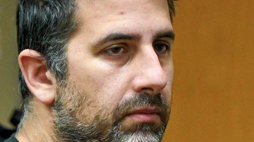 Michael Valva in court