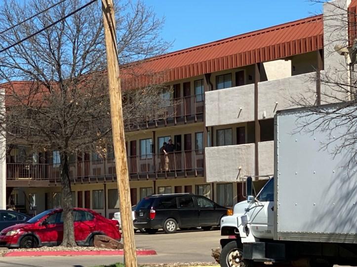 Red Roof Inn in Wichita Falls, TX