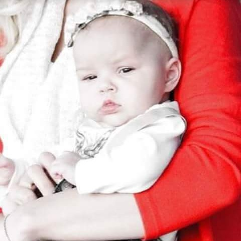Baby Serenity Robinson