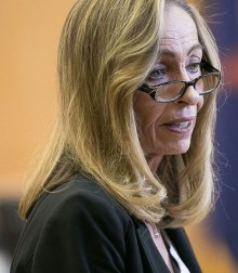 Prosecutor Jeanette Gallagher