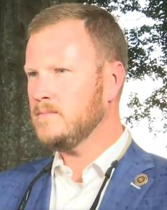 Anderson SC County Sheriff Chad McBride