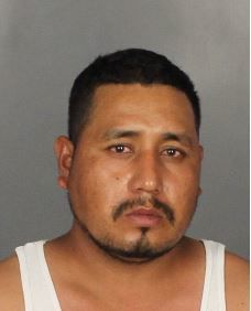 Lorenzo Gonzalez's booking photo from the Waco Tribune-Herald