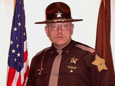 Marshall Talbert, Indiana State Police