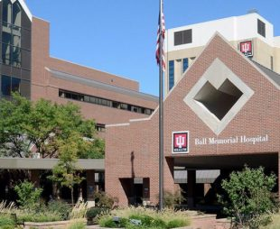 IU Health Ball Memorial Hospital