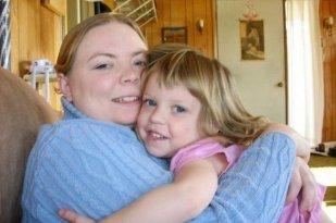 Lauren McConniel and Auntie Tasha