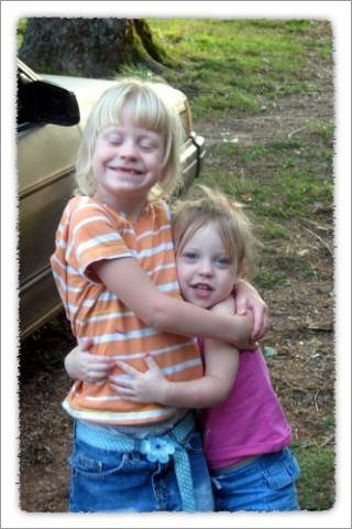 Kaylynn and Lauren McConniel