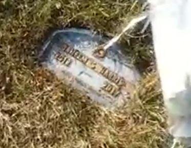 Jaheem Harris grave