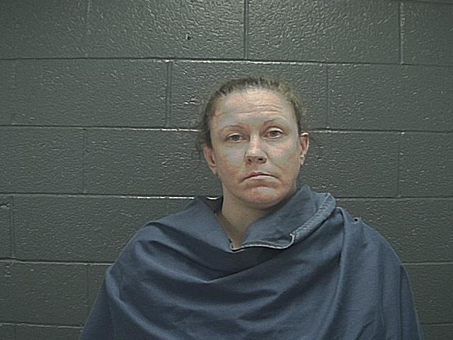 Stormy Johnson mugshot Wichita County Jail August 2021