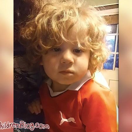 Dante Mullinix on Suffer the Little Children Blog