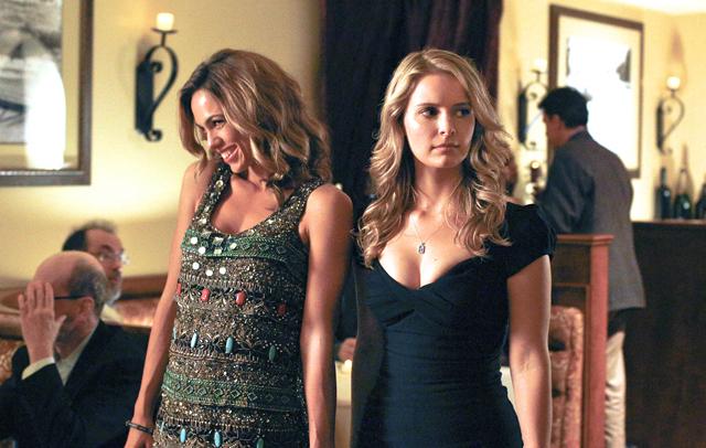 "Taylor Gildersleeve (right) in 'Sugar Daddies."" (Credit: Courtesy Photo)"