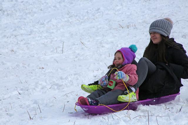 8_A_Mattituck sledding