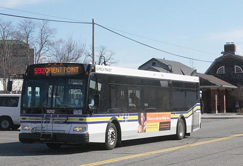 BARBARAELLEN KOCH FILE PHOTO | The extended Sunday bus service is a success, Suffolk officials announced this week.