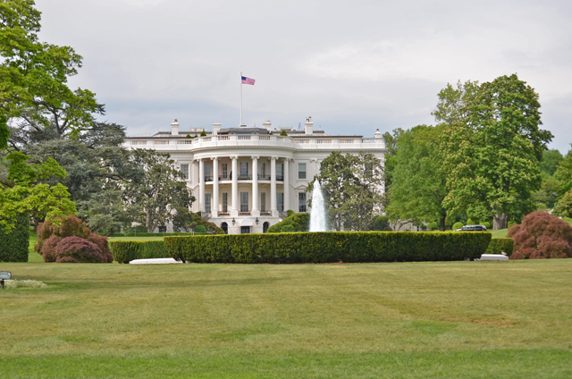 Alexander Angelson White House