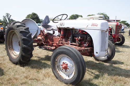 Antique Tractor Show_12