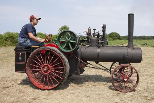 Antique Tractor Show_14