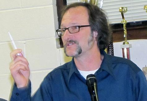 JULIE LANE FILE PHOTO | Greenport Mayor David Nyce.