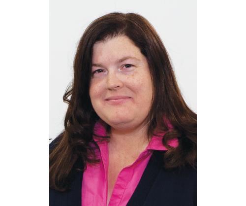 KATHARINE SCHROEDER PHOTO | Oysterponds school board president Dorothy-Dean Thomas will face Betsy Dzenkowski in a June 25 runoff election.