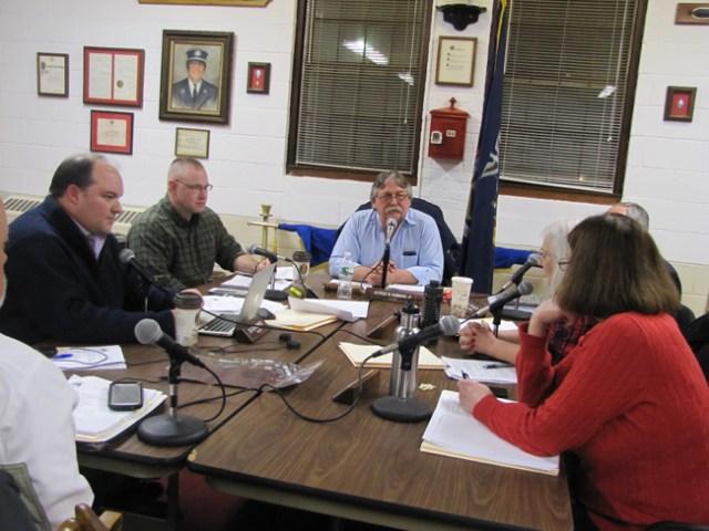 Tim Gannon file photo. Greenport Village Board.