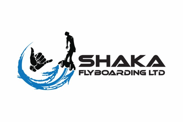 A logo for the new flyboarding company coming to Greenport. (Credit: Courtesy)