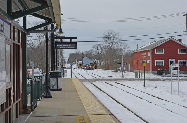 Mattituck train station