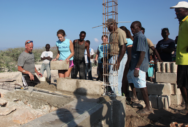 One Hundred For Haiti Fundraiser