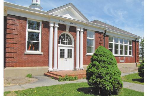 Peconic Lane Community Center. (Credit: File)