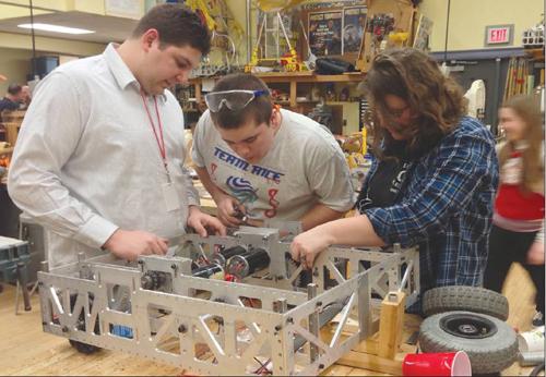 Southold robotics team