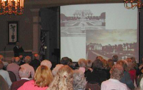 COURTESY PHOTO | The Southold Historical Society's fall lecture series is underway.