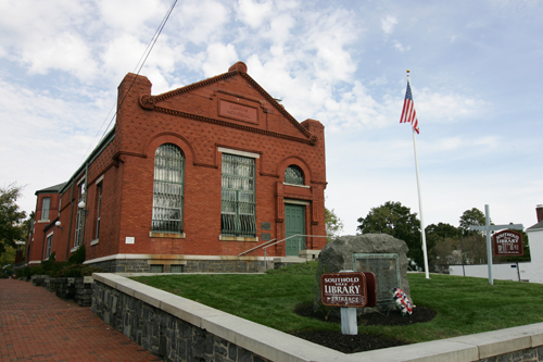 KATHARINE SCHROEDER PHOTO | The Southold Free Library budget vote is Tuesday.