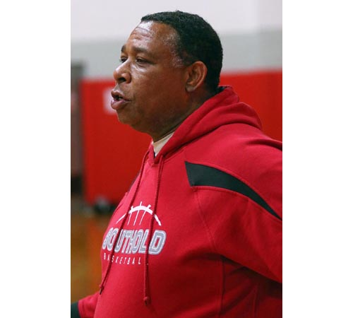 Southold boys basketball coach Phil Reed 020216