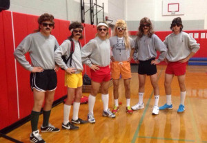 Southold old school gym teachers