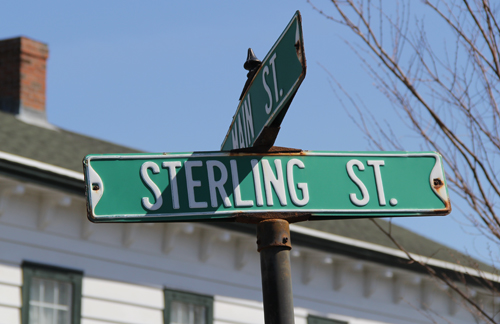 SUFFOLK TIMES FILE PHOTO | Greenport Village officials will discuss a proposed Sterling Street parking ban at tonight's work session.