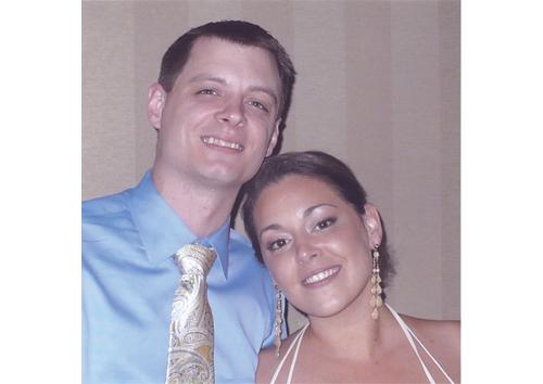 Stanley Szymczak Jr. and Meghan Foley.