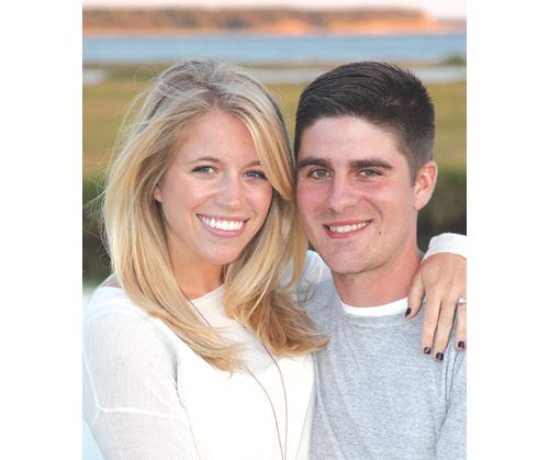 Meghan Elizabeth Cavanaugh and Kenneth Edwards MacNish.