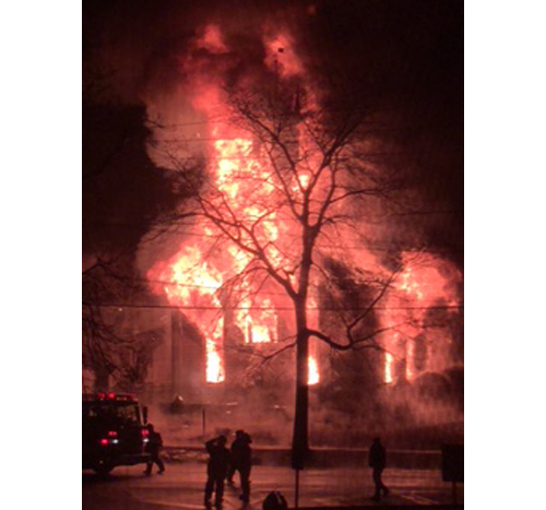 church fire 2