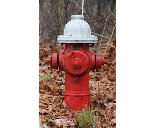 CARRIE MILLER PHOTO   Newly-purchased fire hydrants may have to be sold for scrap if new federal regulations aren't changed or put on delay.