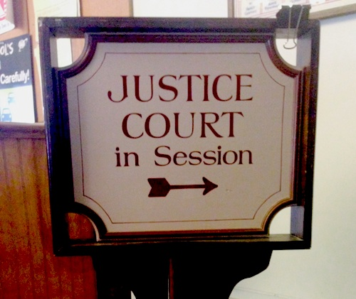 justice court