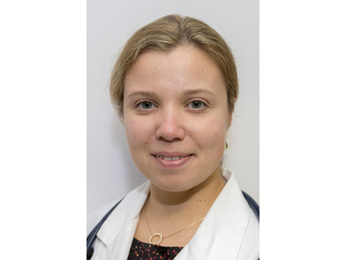 Courtesy Photo | Dr. Yuliya Vinnitskaya, new internal medicine physician at Eastern Long Island Hospital's Southold primary care office.