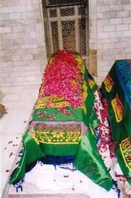 Hazrat Baba Farid Ganj Shakar (RA)