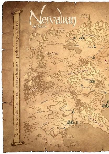 CdA 10: Mapa de Nervaluan