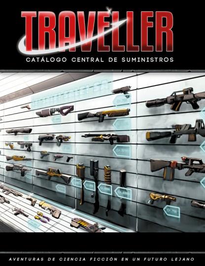 TRV1008 Catálogo central de suministros