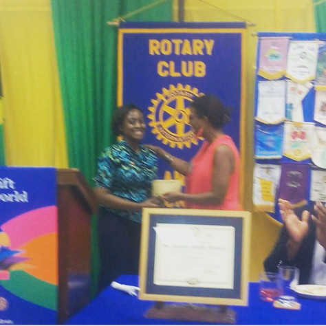 Image: Rotaract Club of St. Andrew's Instagram Page