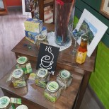 GW Art's 'Coffee Fix' in Things Jamaican stores!