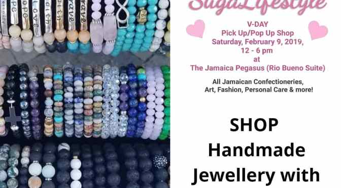 Shop Dretals Unique Collection TOMORROW at SL'S V-Day Pop Up Shop!